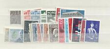 1969 MNH year , Noorwegen, Norway, Norge, Norwegen, Postfris**