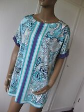 Tolles Bonita Shirt  Gr. XL 44/46    3/4 Arm