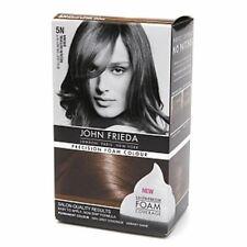 John Frieda Foam Colour Brilliant Brunette (M Natural Brown) 5N 1 Each 6PK