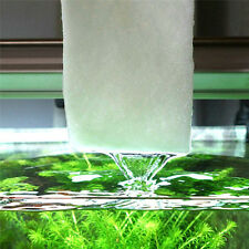 White Filter Foam Sponge Cotton Pad Mat Media for Aquarium Fish Tank Pond Pump