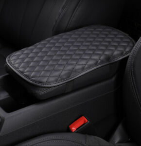 Car Universal Armrest Cushion Cover Center Console Box Pad Protector Accessories