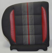 Original Vw Golf 6 Variation Seat Hl 1K9885031AQ Partially Leather Match Red