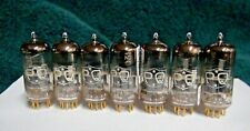 Vintage PQ Amperex 6922 E88CC GoldPins Vacuum Tube Very Strong & Balanced 7Avail