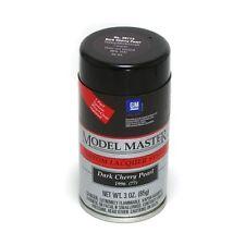Testors Model Master Dark Cherry Pearl  Spray Paint Can  3 oz.  28113