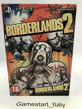 BORDERLANDS 2 DELUXE VAULT HUNTER'S COLLECTORS EDITION - PS3 - NUOVO SIGILLATO