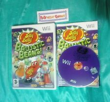 Nintendo Wii Jelly Beans Ballistic Beans complete game