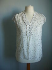 Viscose Waist Length Collared Floral Tops & Shirts for Women