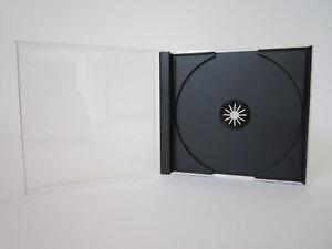 50 Playstation 1 Hüllen *Cases* Ersatzhülle 18 mm PS1 NEU Originalmaße
