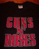 VINTAGE STYLE GUNS N ROSES Band T-Shirt XL NEW