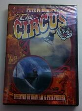 "Surf DVD The Circus Surf By ""Pete Frieden's""& Ryan Ray Surfing Video"