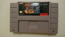 Lufia & the Fortress of Doom, Super Nintendo Entertainment System SNES Authentic