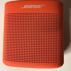 Bose SoundLink Color 752195-0100 Bluetooth Speaker II - Red