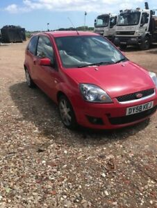 FOR BREAKING- 2008 Fiesta Zetec Climate, 1242cc petrol- FOR BREAKING ONLY.