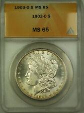 1903-O Morgan Silver Dollar $1 ANACS MS 65 (BCX)