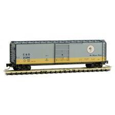 Z Scale Micro-Trains MTL 50500424 C&O Chesapeake Ohio 50' Standard Box Car 21294