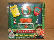 Subbuteo Trivia Shoot Out MB Games Unused