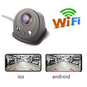 USB WiFi Auto Auto LKW Rückfahrkamera Nachtsicht für IOS Android Handy
