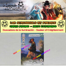 LEYENDA CINCO ANILLOS LCG - Buscadora de la iluminación (Seeker of Enlightenment