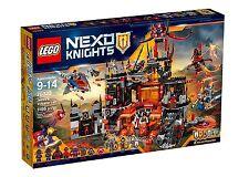 LEGO NEXO CABALLEROS™ 70323 Jestros Fortaleza del volcán NEW MISB
