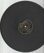 FRED WARING & PENNSYLVANIANS 1942 SILENT NIGHT,HOLY NIGHT 78rpm- DECCA #18500
