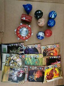 Bakugan bundle and cards mixed joblot (2)