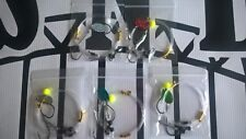 Pulley pennel rigs x 5  High quality shore rigs - rough ground Sea fishing rigs