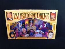 Vintage~13 Dead End Drive Board Game by Milton Bradley~1993~100% Complete!!!