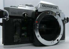 Vintage Olympus OM30 SLR Camera Body - spares or repair