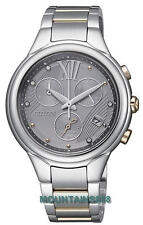 FB1315-59H,Citizen Eco-Drive,SapphireGlass,Swarovski® Crystal,12/24Hurs,Ladies