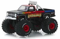 GREENLIGHT 49050 E 1987 Chevy K20 Excaliber Diecast Monster Truck 1:64