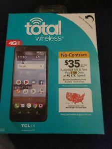 TCL LX A502 2GB Black (Locked) Smartphone