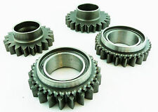 OBX 3rd & 4th Synchro 4 Pcs Gear Set Fits 02-04 RSX 02-05 Civic Si K20A 6-Spd