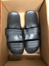 Sandal Original Hawaii Beach Black, Size 10