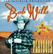 "Bob Wills & Texas Playboys ""Ultimate Collection"" NEW/SEALED CD 1st Class Post UK"