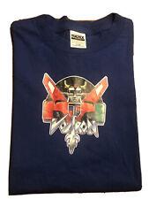 Rare Vintage 2000 Voltron Defenders of the Universe shirt Cartoon Tv Movie Anime
