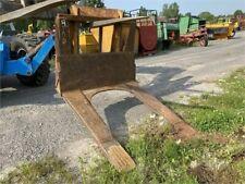 Cat Wheel Loader Carlumber Forks Stock 38246