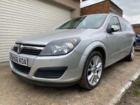 Vauxhall Astra 1.9 8v CDTi Sportive Van - Z19DT