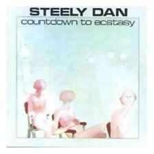 STEELY DAN - COUNTDOWN TO ECSTASY (REMASTERED)  CD  8 TRACKS ROCK & POP  NEW+