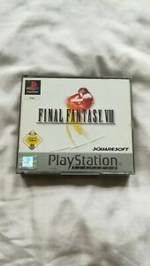 Final Fantasy VIII - PSX - PS1 (Sony PlayStation 1, 2000)