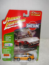 2017 Johnny Lightning Toys R Us Exclusive 1981 Datsun 280ZX Turbo Yellow