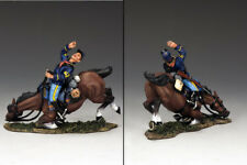 KING & COUNTRY THE REAL WEST TRW050 FALLING TROOPER & HORSE MIB