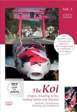 Der Koi - Vol. 1 - Herkunft, Zuchtformen, Nahrung und Krankheiten