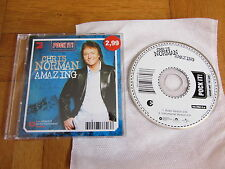 """CHRIS NORMAN Amazing LIMITED OOP 2004 GERMANY exclusive 3"""" CD single"""