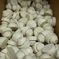 # 4062w Pack of 20 rubber button Bumpers A=3/8, B=5/16, C=1/4 D=5/16 E=1/8