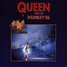 Live at Wembley '86 von Queen | CD | Zustand gut