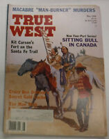 True West Magazine Kit Carson's Fort May 1990 082515R3