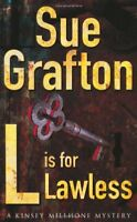 L is for Lawless (Kinsey Millhone Mysteries) By Sue Grafton. 9780330334815