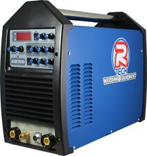 TIG Welder AC/DC R-tech 160 Amp 240 V-Free Pédale Worth £ 142