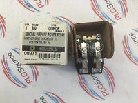 SQUARE D 8501CO16V36 CLASS 8501 GENERAL PURPOSE POWER RELAY COIL 12V 50/60 Hz