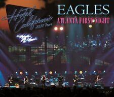 EAGLES HOTEL CALIFORNIA TOUR 2020 ATLANTA FIRST NIGHT LIVE CD ALBUM ROCK BAND